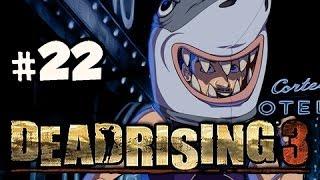 KINKY COP PSYCHO - Dead Rising 3 Co-op w/Nova & Sp00n Ep.22 ( Xbox One )