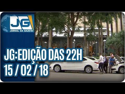 Jornal da Gazeta - Edição das 10 - 15/02/2018