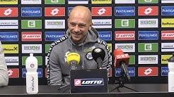 Pressekonferenz vor LASK (UNIQA ÖFB Cup Viertelfinale 2019/20)