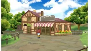 Citra 3DS Emu - Hometown Story- in Fullscreen HD -37Mins Gameplay New Unofficial Citra Build.
