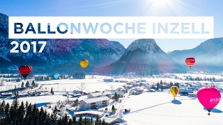 Ballonwoche Inzell 2017 | Aerial Video - DJI Phantom 4 Pro & Panasonic GH4