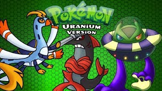 CAŁA MASA NOWYCH POKEMONÓW! - Pokemon Uranium Nuzlocke #7