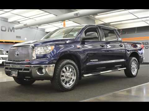 2012 toyota tundra tundra crew max 4x4 sr5 tss leather 31k tonneau for sale in milwaukie or. Black Bedroom Furniture Sets. Home Design Ideas