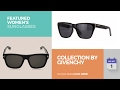 Collection By Givenchy Featured Women's Sunglasses