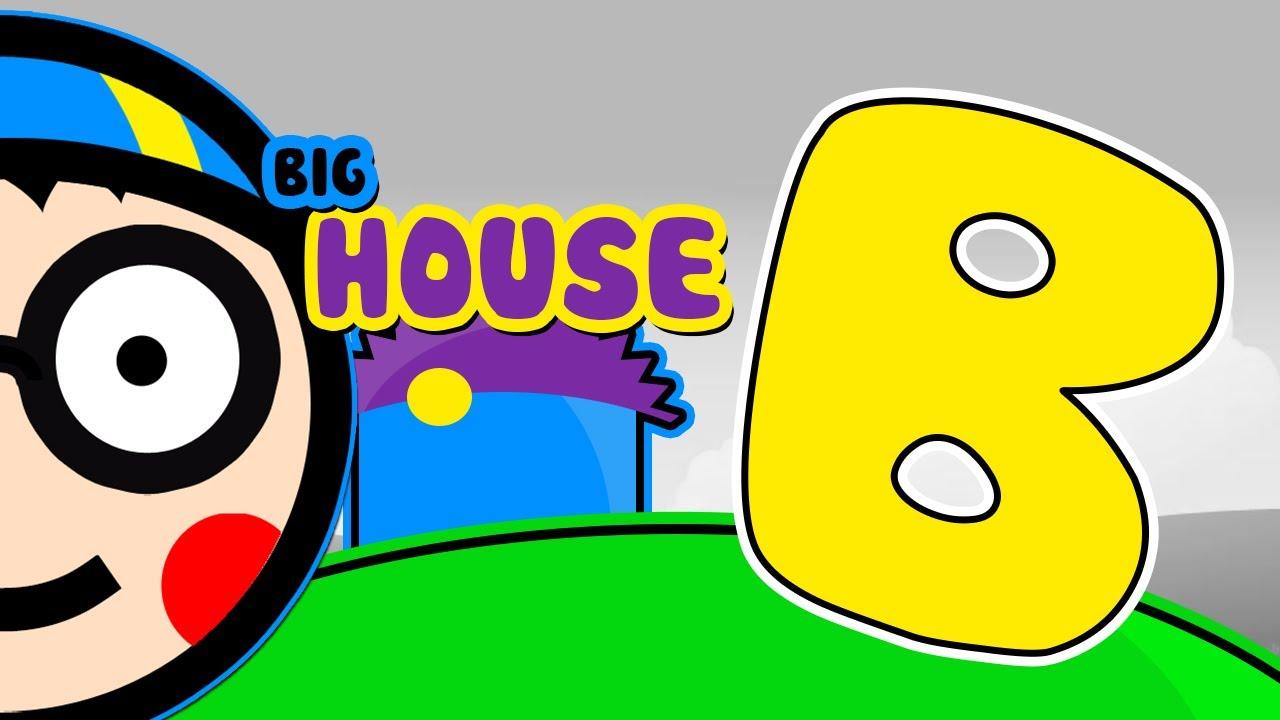 Palabras con la letra b juegos interactivos youtube for La b b