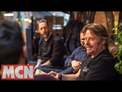 Charley Boorman and Dutch van Someren discuss We Ride London  s  Motorcycle.com