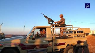 الجيش العربي يحبط محاولة تسلل لشخص من الأراضي السورية - (23-11-2017)