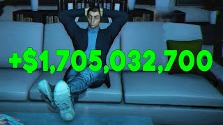 WE STOLE $1,705,032,700 FROM THIS GUY! (Watch Dogs 2)