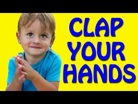 Clap Your Hands, Finger Family and more Nursery Rhymes Songs by LETSGOMARTIN