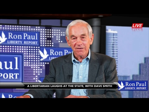 A Libertarian Laughs At The State, With Dave Smith