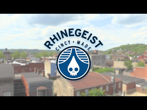 Rhinegeist Brewery-  Co-Founder Bryant Goulding