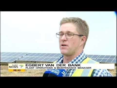 Jasper Solar Photovoltaic Power Plant