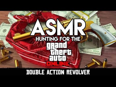 ASMR: Grand Theft Auto V Online - Red Dead Treasure Hunt