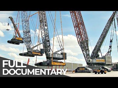 Exceptional Engineering - Mega Cranes