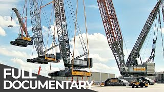 Mega Cranes | Exceptional Engineering | Free Documentary