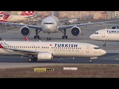 Istanbul Atatürk Airport (İstanbul Atatürk Havalimanı) - (2017-11-12)