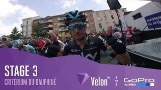 critrium du dauphin 2016 onbike highlights stage 3