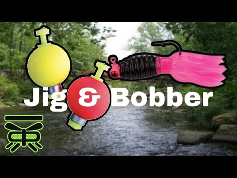HOW To Catch CRAPPIE With A JIG & BOBBER! 🎣