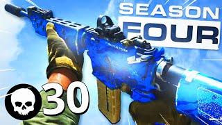 The Season 4 M4a1 Setup In Warzone! 30 Kill Gameplay!  Modern Warfare Warzone