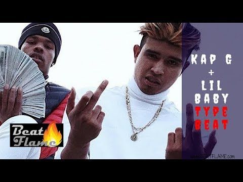 Kap G Feat. Lil Baby - Pull Up Instrumental Type Beat