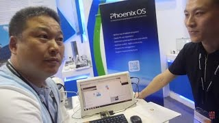 Phoenix OS team interview, Android based multi-window UI