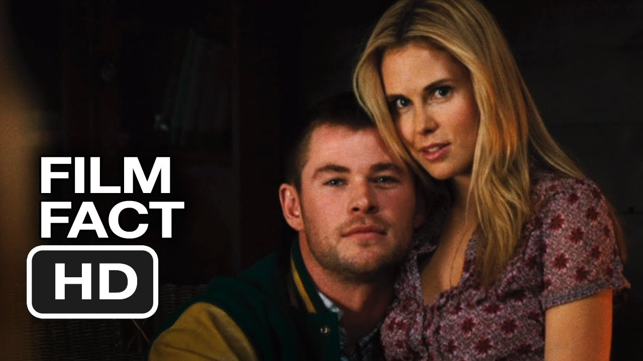 Film fact the cabin in the woods 2011 chris hemsworth for The girl in the cabin