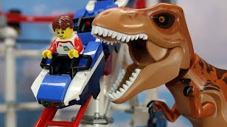 LEGO JURASSIC WORLD ARCADE SERIES