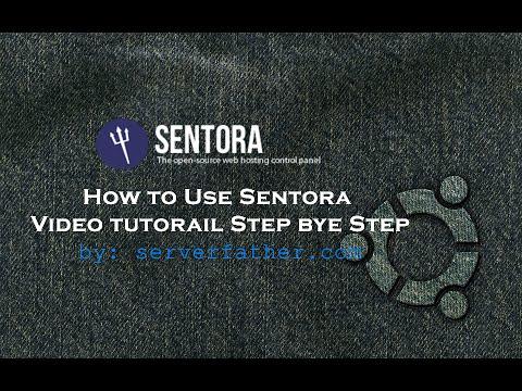 Easy sub domain setup Sentora and Cloudflare