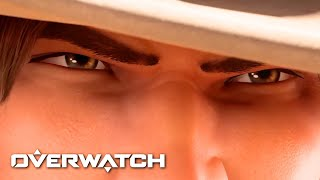 "Overwatch - McCree Animated Cinematic  ""Reunion"" 