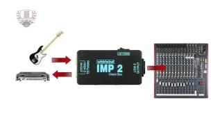 Whirlwind IMP 2 & IMP-JT Diŗect Box Overviews