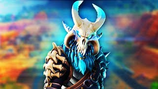 C'est HAPPENING. RAGNAROK's SECRET WEAPON! Fortnite SEASON 5 MAX Tier 100 SECRET