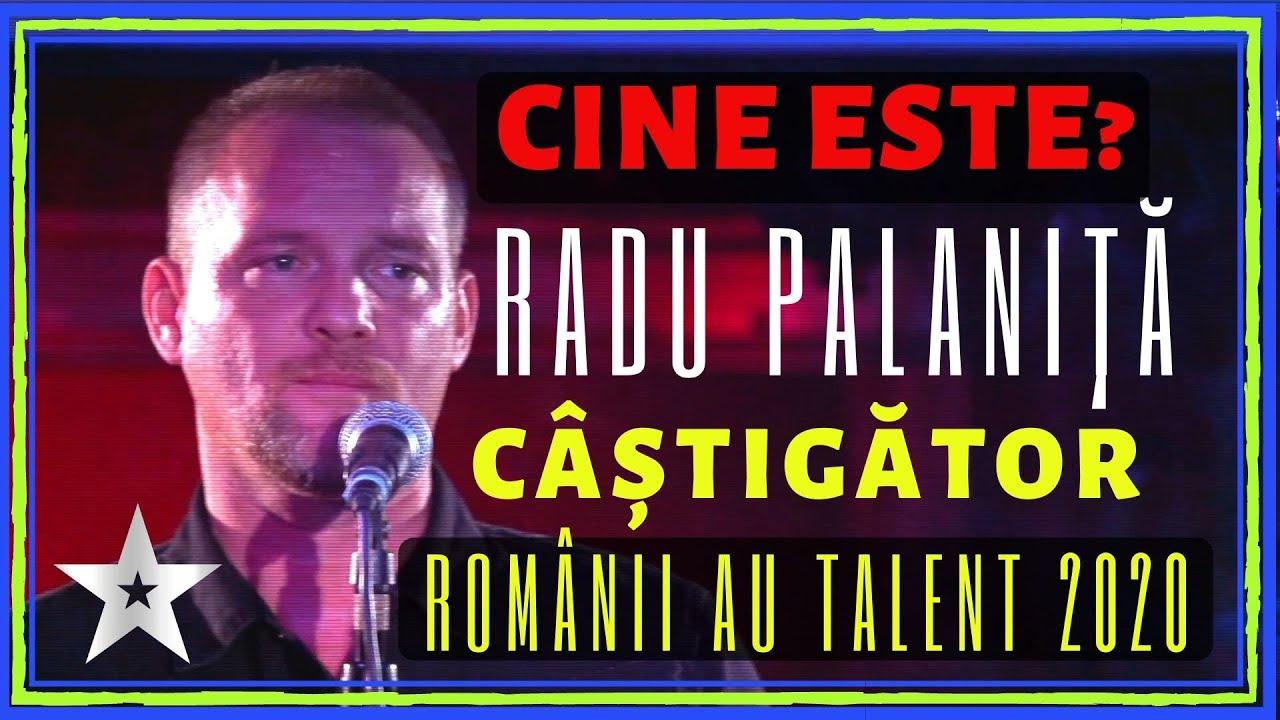 Cine este, RADU PALANIŢĂ, câştigătorul Românii au Talent 2020? Mecanicul auto cu VOCE DE AUR!