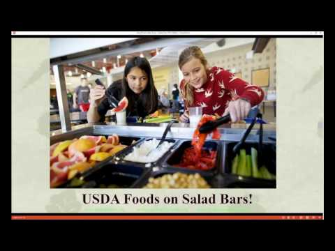 Salad Bars in Schools Webinar