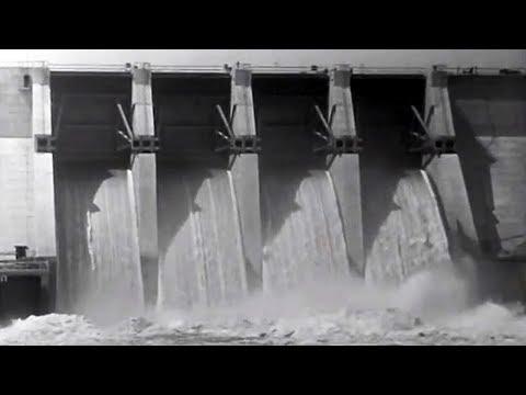 Kainji Hydroelectric Dam