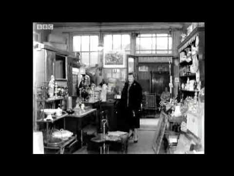 Smithfield market, Belfast, 1959
