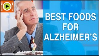 Alzheimers Disease  Foods to Improve Memory & Brain Function