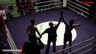 MMA GEORGIA - Zaza 'HAIL' Dokhnadze - Highlights