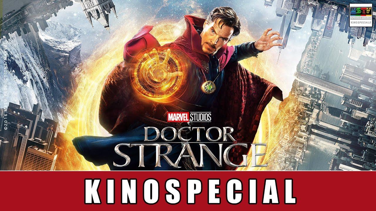Doctor Strange - Kinospecial I Benedict Cumberbatch I Tilda Swinton