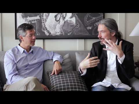 Is a shift in consciousness the first step towards a new economy? Thomas Hübl & John Fullerton, 4/4