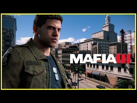 E3 2016 l Mafia III Tráiler OFICIAL en Español l HD 1080p