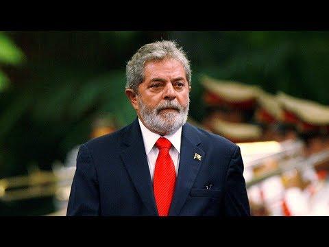 Lula Da Silva, sentenciado a nueve años y medio de prisión