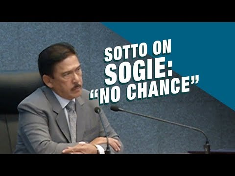 Stand for Truth: SOGIE Bill, 'no chance' sa Senado?