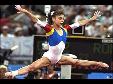 Lavinia Milosovici Lavinia Milosovici ROM Barcelona 1992 Olympics FX