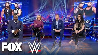 WWE Backstage recaps madness between Seth Rollins, Kevin Owens, and AOP | WWE BACKSTAGE | WWE ON FOX