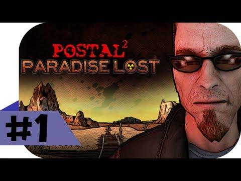 Postal 2: Paradise Lost - Besni PSI [Epizoda 1]