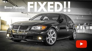 My BMW N54 335i Is Finally FIXED!!
