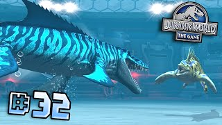 TYLOSAURUS ATTACKS!! || Jurassic World - Lagoon Series - Ep 32 HD