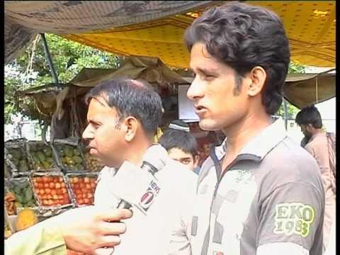 M.Bilal Rafiq report on ramzaan bazar mirpur azad ...