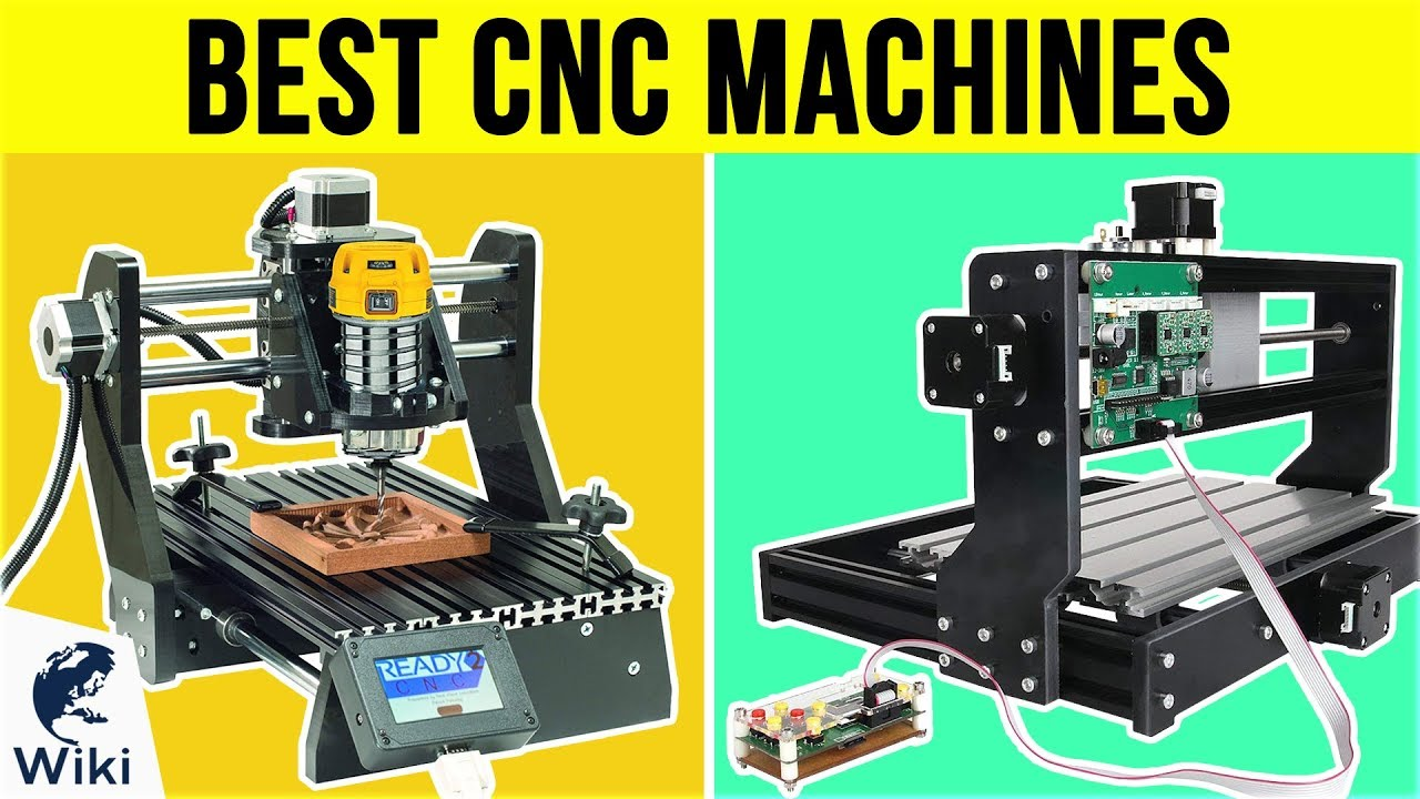 Best Desktop Cnc 2019 10 Best CNC Machines 2019   YouTube