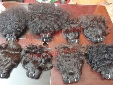 Virgin Remy Brazilian Indian - Human Hair Extensions Wholesale Factory Supplier Chennai India